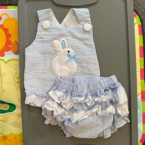 Other - Bunny 2pc set - size 18-24M